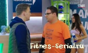 Леха и Борис из Фитнеса