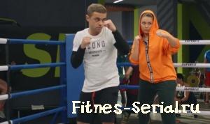Новый тренер по боксу из Фитнеса