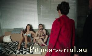 Алла, Белла и Володя в 6 серии сериала Фитнес 2020
